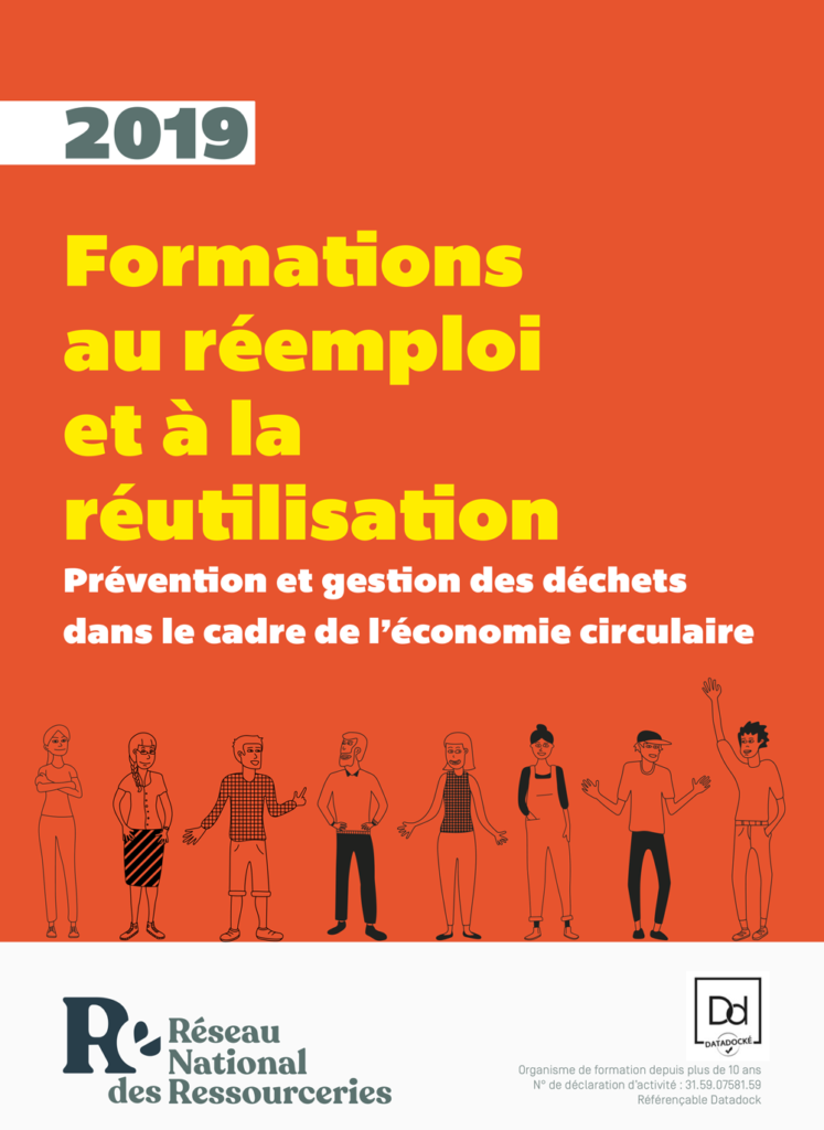 ressourceries programme formations